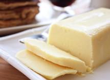 Come conservare il burro fatto in casa