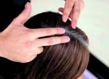 10 modi per nascondere ricrescita capelli bianchi