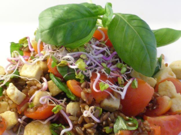 Idee menù vegetariano inverno