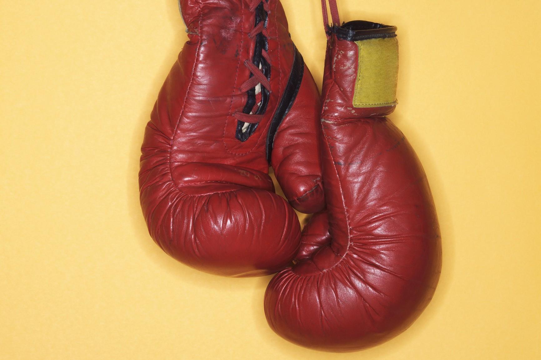 5 motivi per fare boxe