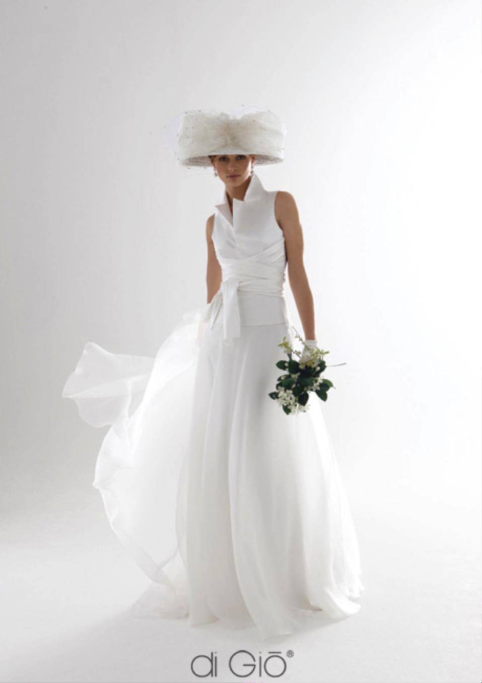 Vestiti Da Sposa Le Spose Di Gio.Modelli Abiti Sposa Le Spose Di Gio 2016 Donne Magazine
