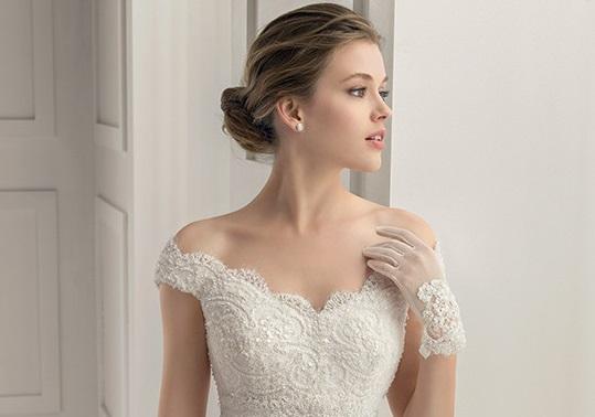 modelli abiti da sposa Rosa Clarà