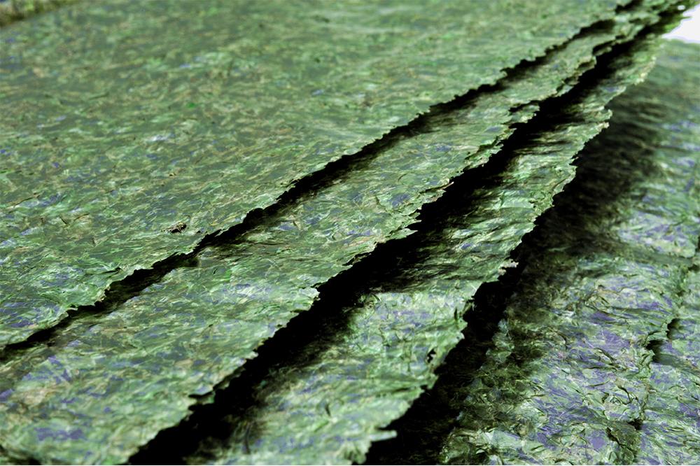 Come usare fogli alga per preparazione sushi
