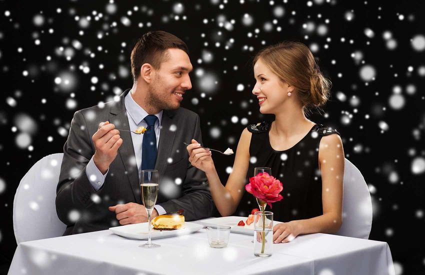 Trascorrere la notte di Capodanno in coppia è il modo migliore per esorcizzare l'anno appena passato e inaugurare al meglio quello che verrà.