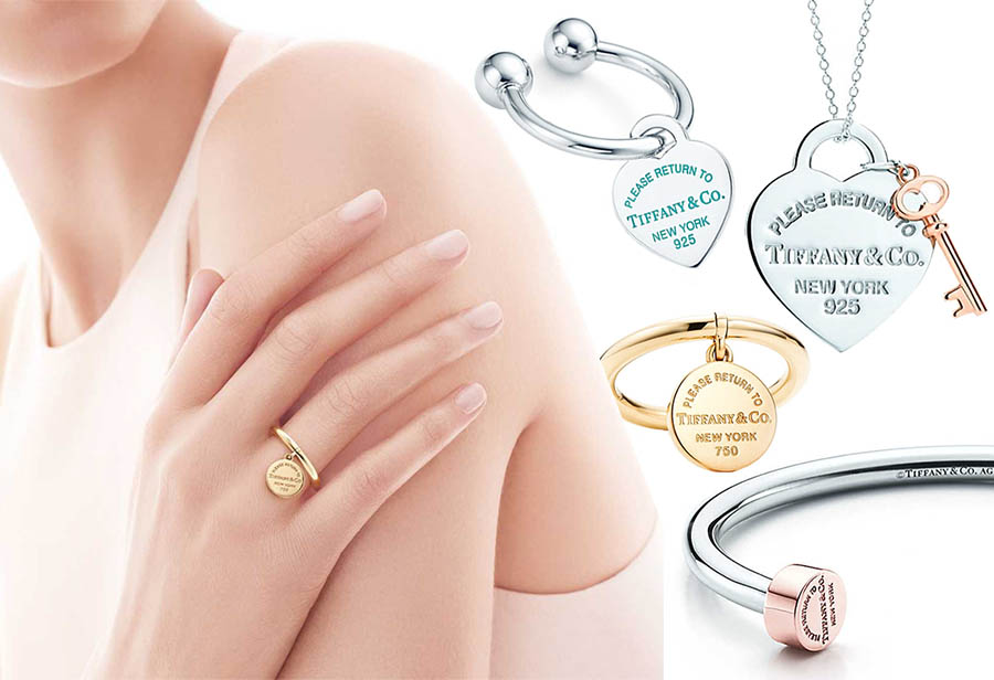 10 gioielli da regalare a San Valentino