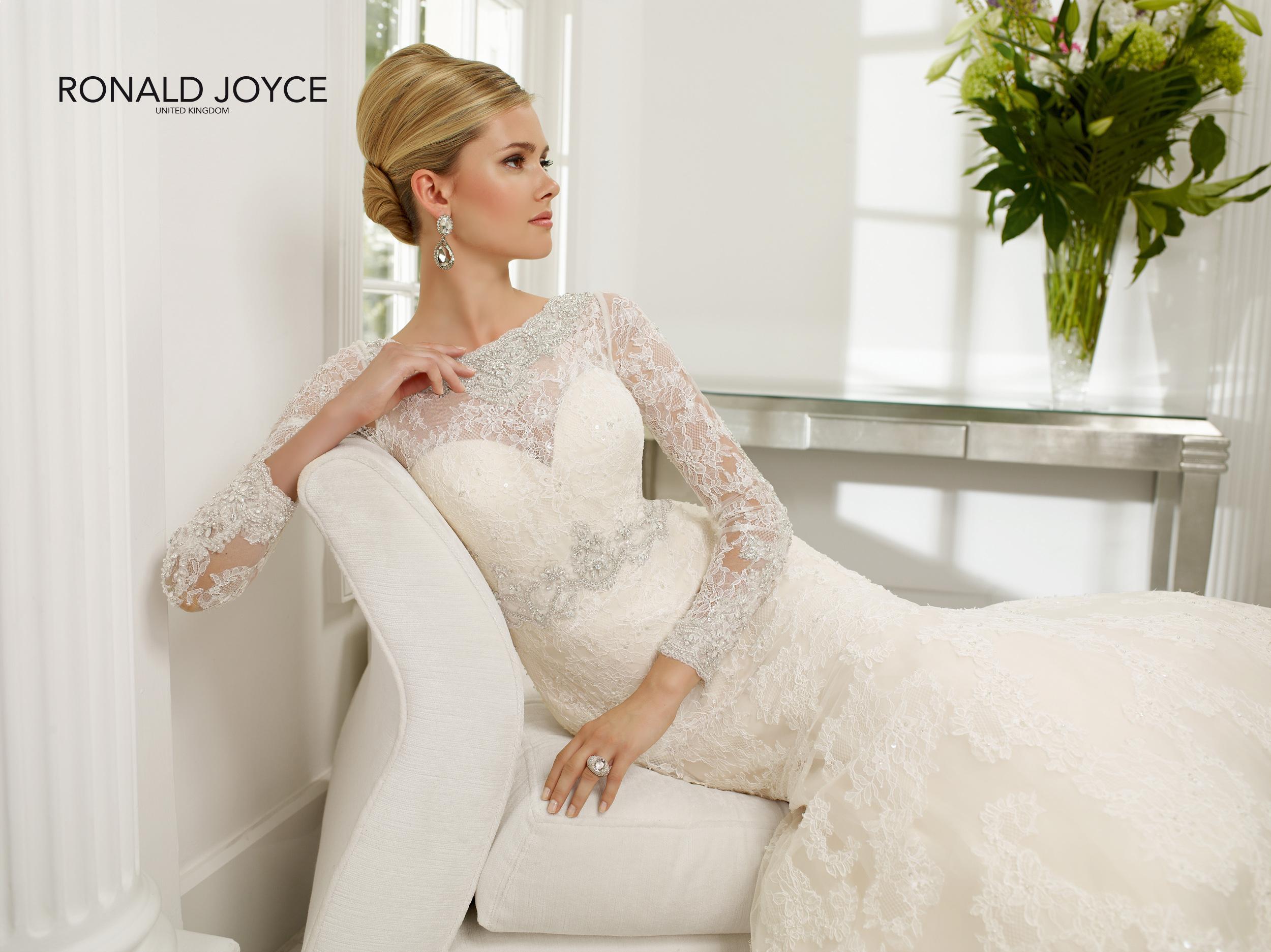 Migliori Abiti Da Sposa.10 Migliori Abiti Gioiello Da Sposa Primavera 2016 Donne Magazine
