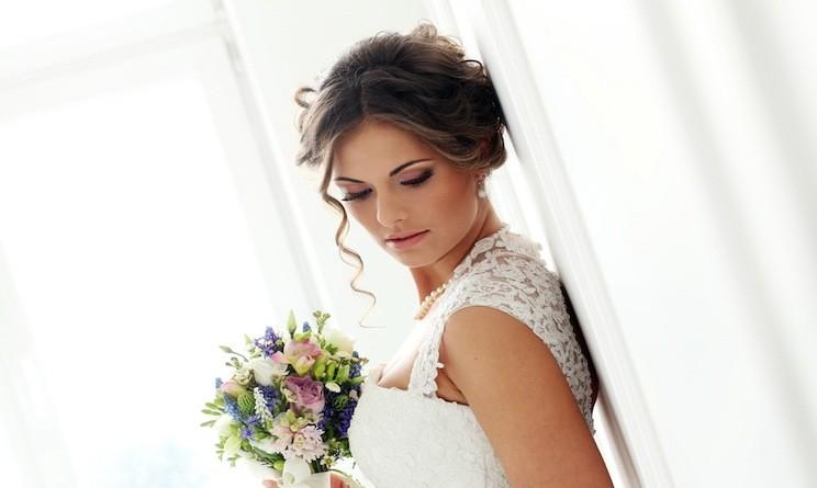 5 acconciatura raccolte per matrimonio civile a marzo