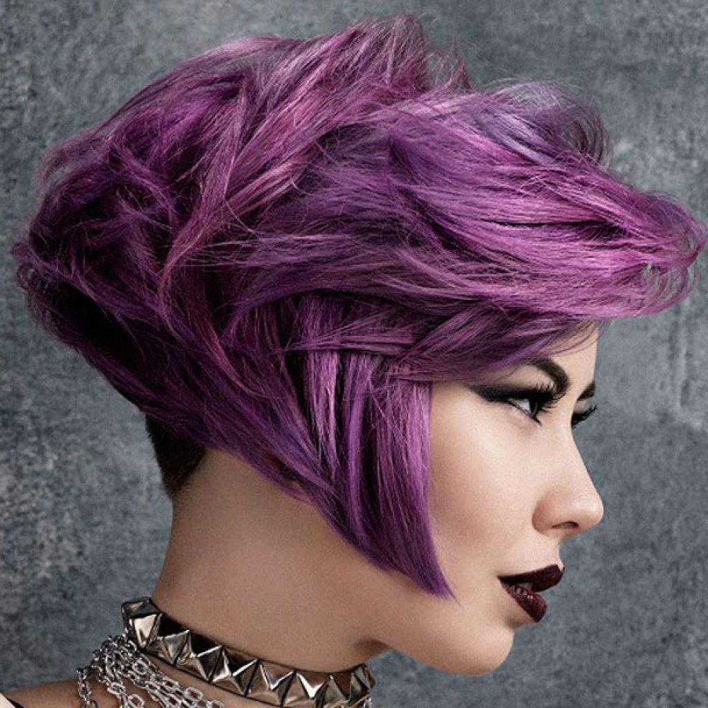 Come Creare Il Viola come tingere capelli viola in casa | donne magazine