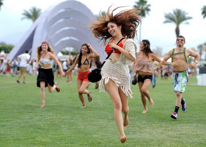 Come partecipare Coachella Festival