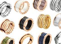 Cosa sono i modelli anello BZero 1 Bulgari