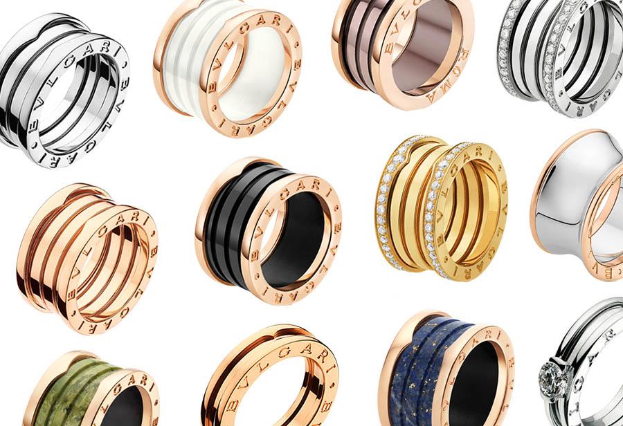 Cosa sono i modelli anello bzero 1 bulgari donne magazine for Collezione bulgari