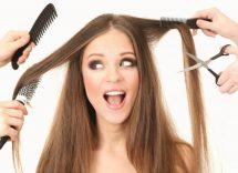 Come eliminare vertigine ai capelli