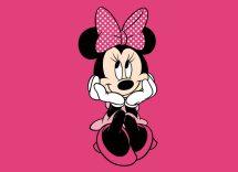 Trucco Minnie per bambine