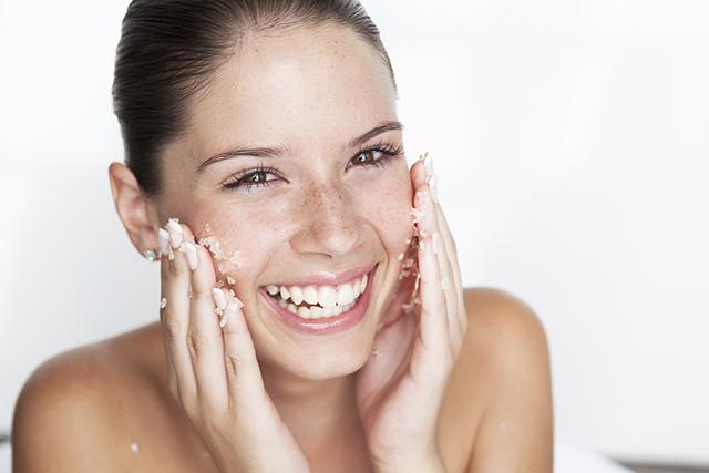 Ogni quanto tempo fare scrub al viso