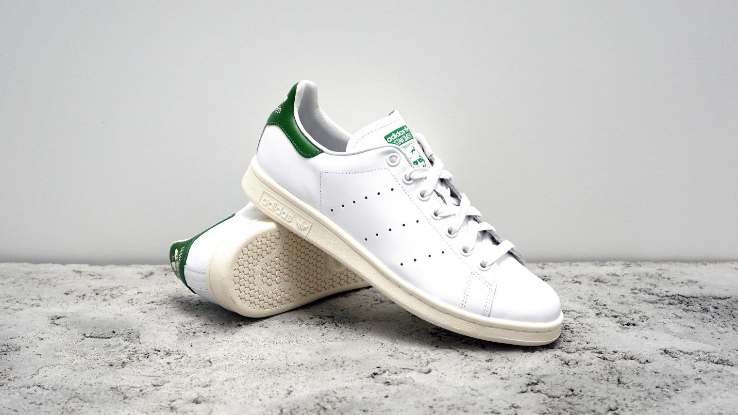 adidas stan smith nere indossate