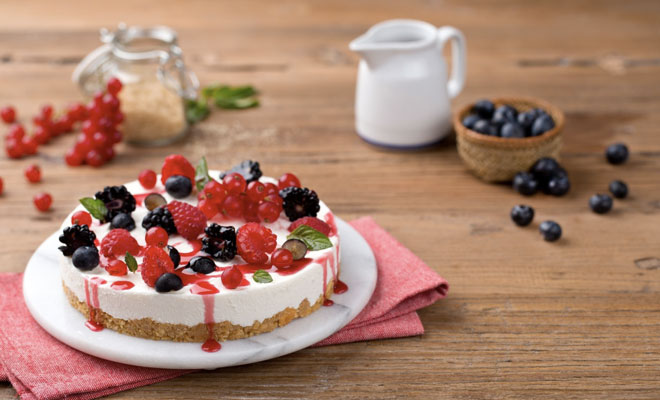 Tre cheesecake fresche per l'estate