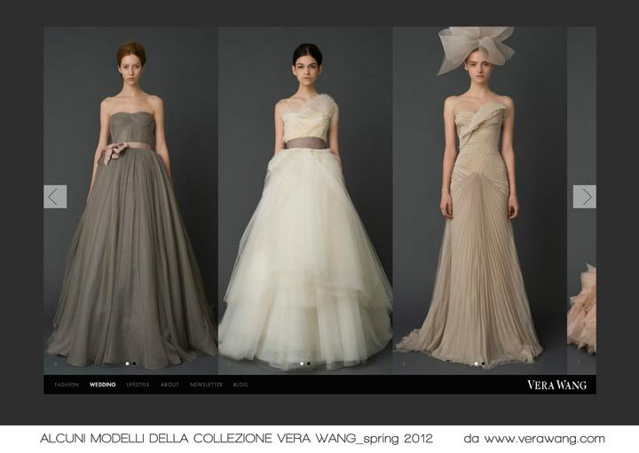 Dove comprare abiti sposa Vera Wang a Milano