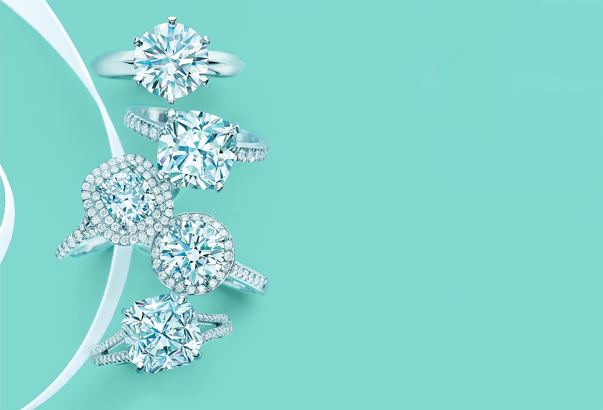 anelli di fidanzamento Tiffany