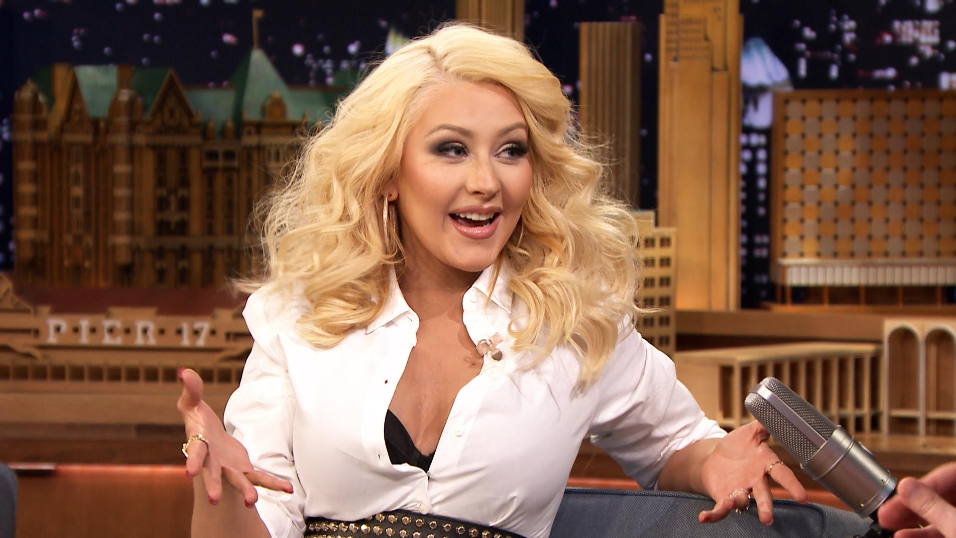 Christina Aguilera, altezza e peso