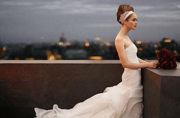 Quanto costa abito da sposa Vera Wang