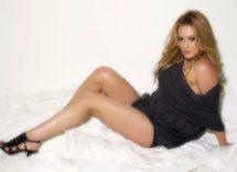 Hilary Duff, altezza in centimetri