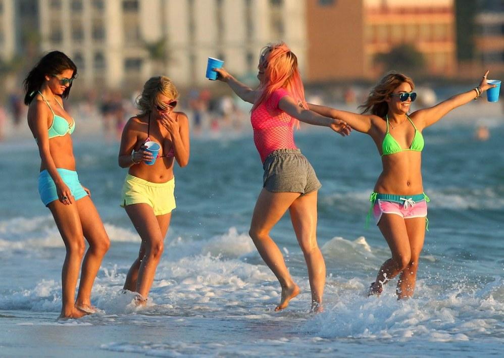 vacanza con amici