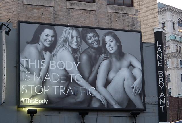 #ThisBody is made to shine: la nuova campagna per le donne curvy