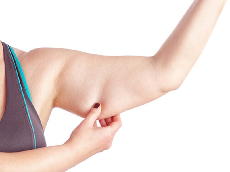 Come eliminare grasso dalle braccia