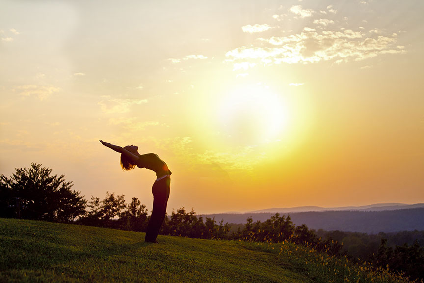 Esercizi base dello Hatha Yoga