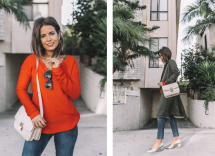 Look della settimana: Il casual look della blogger Collage Vintage