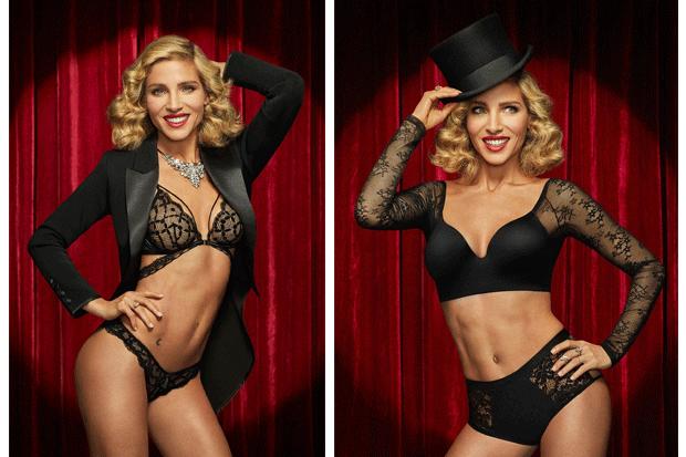 Women Secret: Elsa Pataky presenta la collezione di lingerie