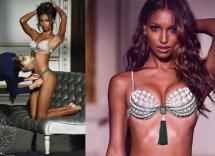 La modella di Victoria Secret mostra fiera le sue smagliature insieme al Fantasy Bra