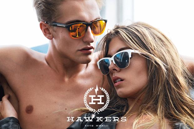 Prodotto Star: gli occhiali di sole Hawkers, ecco i modelli
