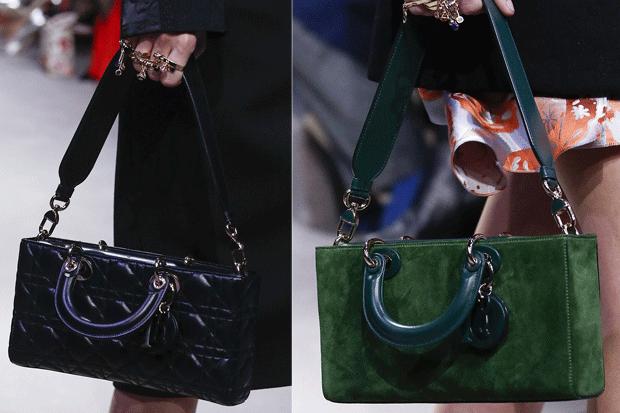 Indumento Stella: la borsa pista di Dior