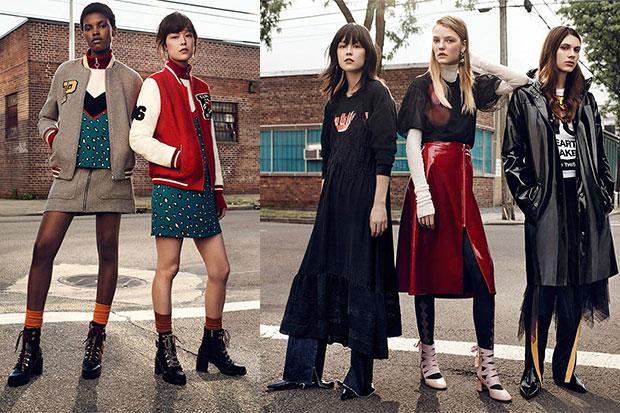 La nuova collezione invernale di Zara TRF 2017!