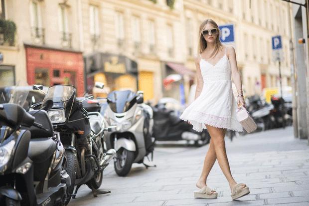 Look della settimana: lo stile chic di Chiara Ferragni