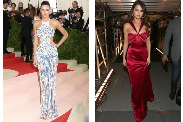 Duello di tendenze: Kendall Jenner vs Selena Gomez