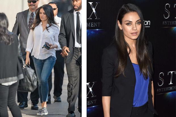Copia il fantastico look della star americana Mila Kunis