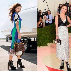 Selena Gomez, ambasciatrice e nuovo volto di Louis Vuitton