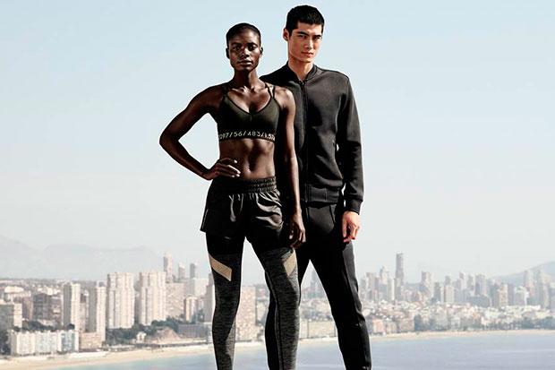 Nuova collezione sport H&M: 'Per ogni vittoria'