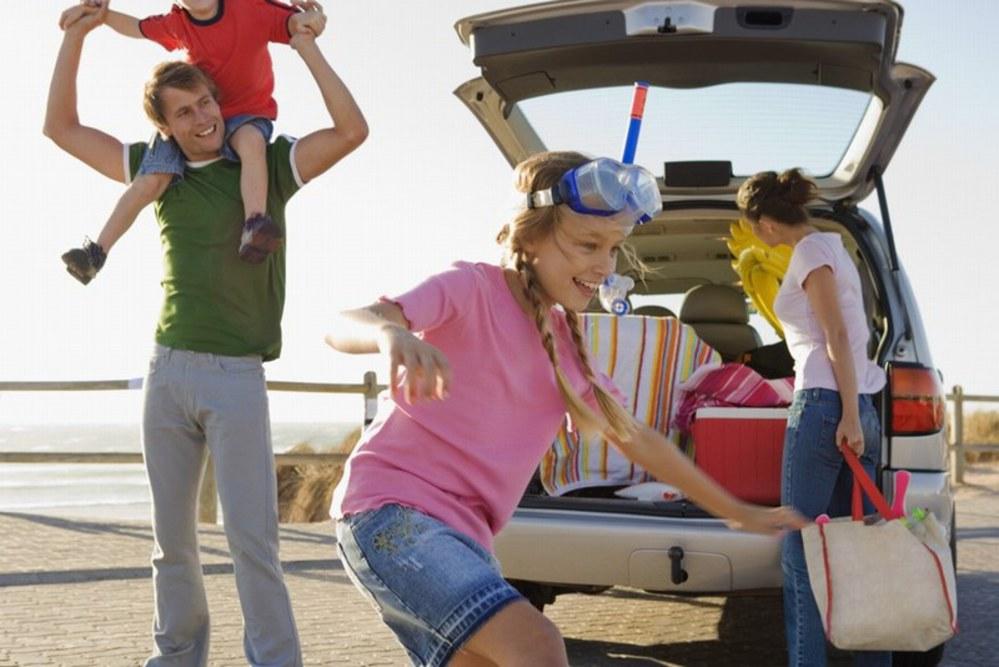 Vacanze in famiglia: ecco dove andare