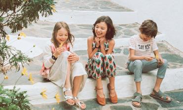 Zara Kids presenta un'estate piena di colore