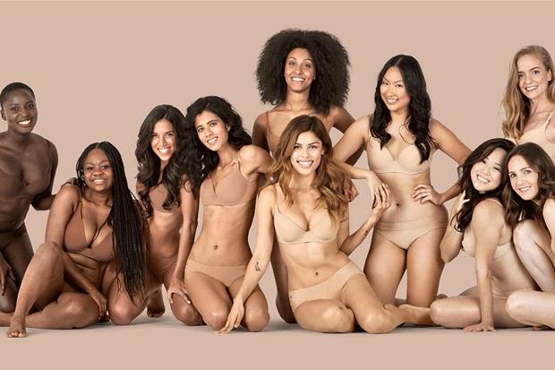 Effetto nudo per tutti i tipi di pelli