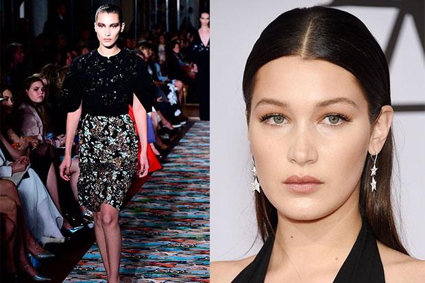 Bella Hadid è la nuova testimonial di Dior