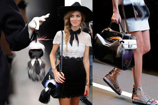 Nuovo trend: Karl Lagerfeld appeso alla borsa!