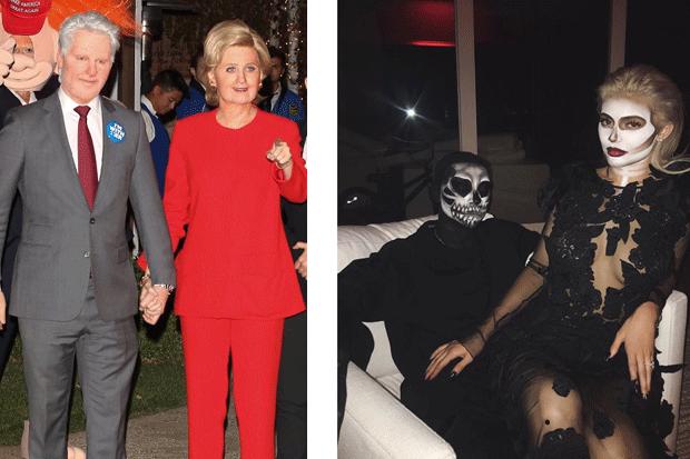 Halloween, da che cosa si sono mascherati i più grandi vip