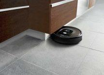 Roomba980 toekick