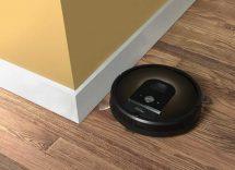 Roomba980 wallfollow