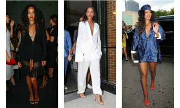 Cinque lezioni per frequentare la New York Fashion Week, da Rihanna