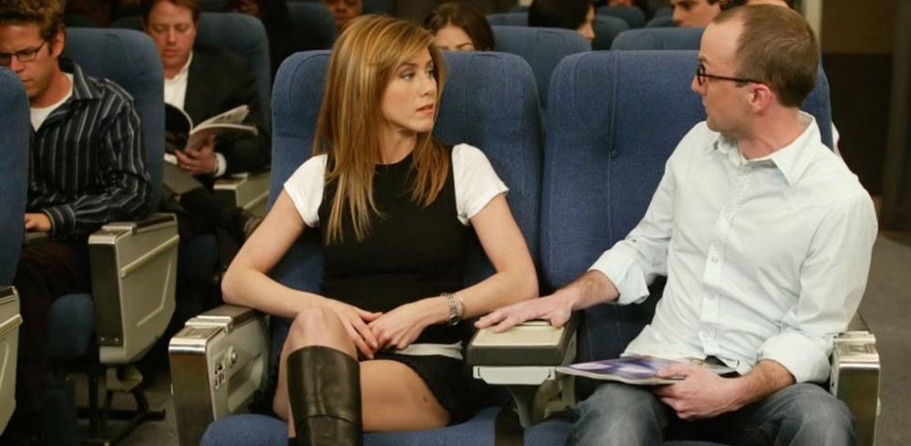 Sesso in aereo aereo: una fantasia di prima classe